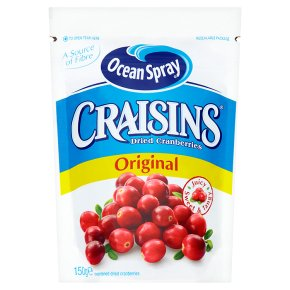 Ocean Spray Craisins, dried cranberries