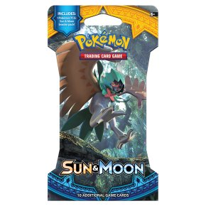 Pokemon Sun and Moon Sleeved