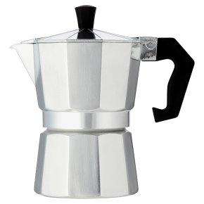 Waitrose 3 cup espresso maker
