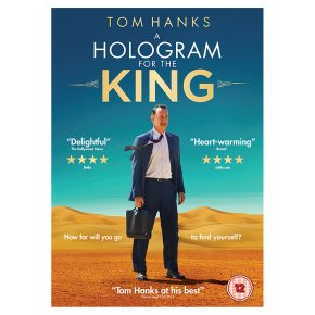 DVD A Hologram For The King