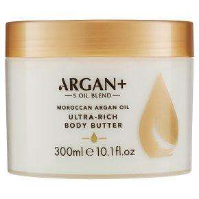 Argan+ Ultra-Rich Body Butter