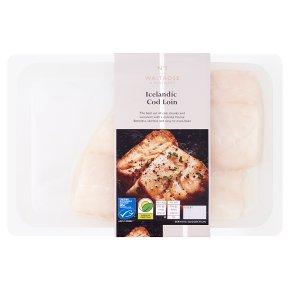 Waitrose 1 MSC Icelandic cod loin