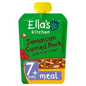 Ella's Kitchen Jamaican Pork