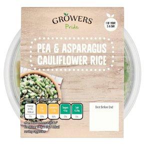 Growers Pride Peas & Asparagus Cauliflower Rice
