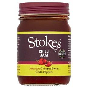 Stokes Chilli Jam
