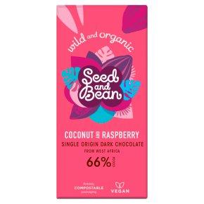 Seed & Bean Coconut & Raspberry