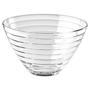 Baguette 25cm glass bowl