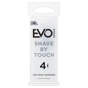 EvoShave SBT Dual Edge Cartridges