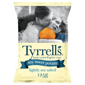 Tyrrells My Sweet Potato Lightly Sea Salted