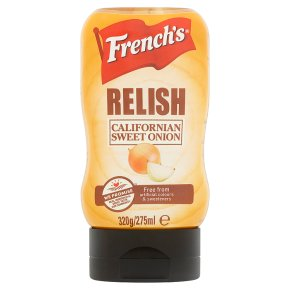French's sweet onion relish