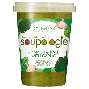 Soupologie Spinach & Kale
