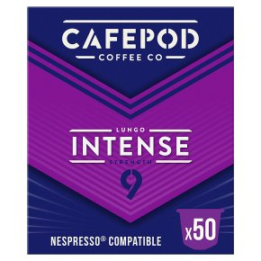CafePod Intense Capsules