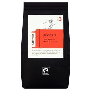 Waitrose 1 Mexican Ground Coffee