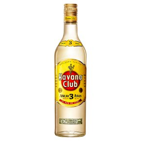 Havana Club Rum 3 Year Old
