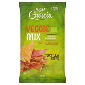 RW Garcia Veggie Mix Tortilla Chips