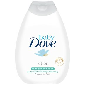 Baby Dove Lotion Sensitive