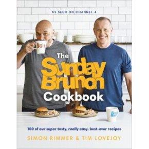 Sunday Brunch Cookbook Simon Rimmer