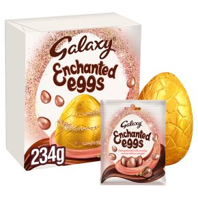 Galaxy Golden Eggs