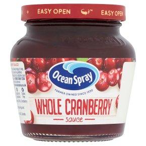 Ocean Spray wholeberry cranberry sauce