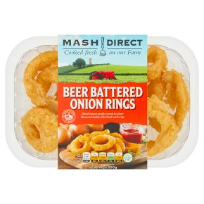 Mash Direct Beer Battered Onion Rings