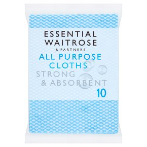 Essential All Purpose Cloths