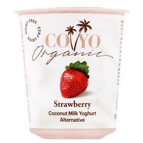 Co Yo Coconut Milk Strawberry Yoghurt