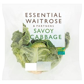 Essential Savoy Cabbage