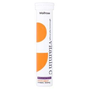 Waitrose Vitamin C Blackcurrant