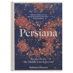 Persiana by Sabrina Ghayour book