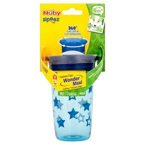 Nûby Thirsty Kids Maxi Tritan