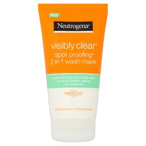 Neutrogena Spot Proofing 2in1 Wash