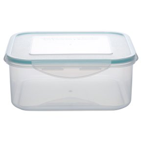 Waitrose Cooking Seal & Store Square Container