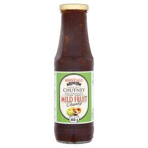 Montagu Foods chutney mild fruit chunky