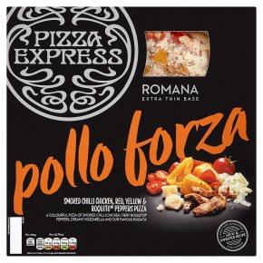 Pizza Express Romana Pollo Forza