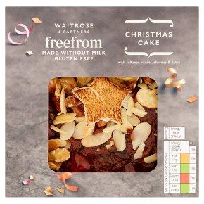 Waitrose Christmas Gluten Free Christmas Cake
