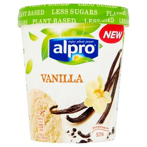 Alpro Vanilla Soya Ice Cream