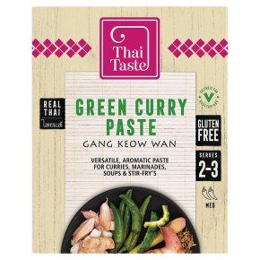 Thai Taste green curry paste