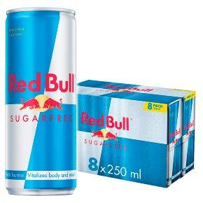 Red Bull sugarfree fridgepack