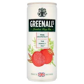 Greenall's Gin & Pink Grapefruit