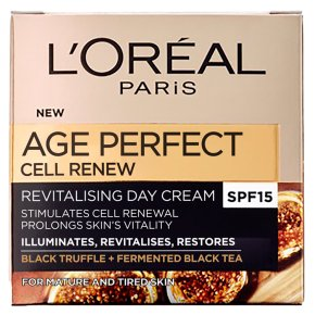 AGE PERFECT cell renew day cream