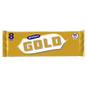 McVitie's 8 Gold Bars