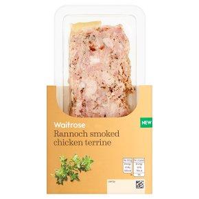 Waitrose Rannoch Smoked Chicken Terrine