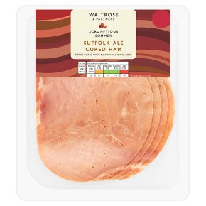 Waitrose Suffolk Ale Cured Ham