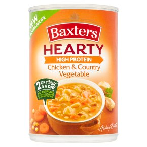 Baxters Hearty Chicken & Country Vegetable Soup