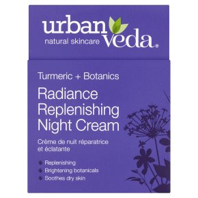 Urban Veda Radiance Night Cream