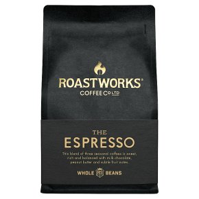 Roastworks The Espresso Whole Coffee Beans