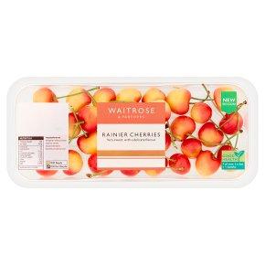 Waitrose Rainier Cherries