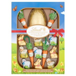 Lindt Gold Bunny & Friends Egg