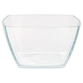 Waitrose Dining square dessert bowl