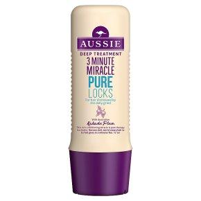 Aussie Pure Locks 3 Minute Miracle